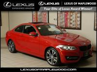 CARFAX 1-Owner ONLY 8 024 Miles! EPA 33 MPG Hwy/22 MPG