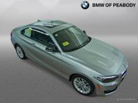 BMW Certified, LOW MILES - 22,874! Navigation, Sunroof,