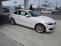 2016 BMW 2 Series 2D Coupe 228i xDrive 2.0L I4 16V