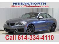 New Price! This 2016 BMW 2 Series M235i in Mineral Gray