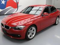 2016 BMW 3-Series with Sport Package,2.0L Turbocharged