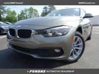 CARFAX 1-Owner, ONLY 773 Miles! 320i trim, Platinum