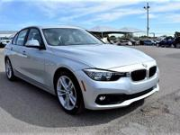 We are excited to offer this 2016 BMW 3 Series. Drive