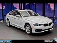BMW Certified, ONLY 4,457 Miles! FUEL EFFICIENT 35 MPG