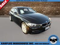 2016 BMW 3 Series 4dr Sdn 320i RWD...Public, Dealers,