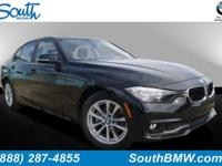 Options:  2016 Bmw 3 Series 320I Xdrive|Jet Black/|V4