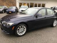 2016 BMW 320i Automatic 8-Speed   All Wheel Drive**