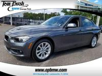 Looking for a clean, well-cared for 2016 BMW 3 Series?