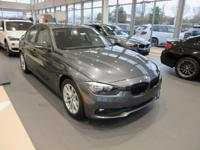 2016 BMW 3 Series 4D Sedan 320i xDrive 2.0L 4-Cylinder