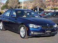 AWD. BMW Certified! Diesel! This 2016 3 Series is for