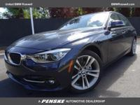 CARFAX 1-Owner, BMW Certified, LOW MILES - 6,581!