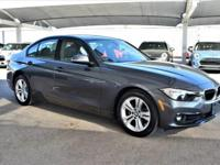 We are excited to offer this 2016 BMW 3 Series. Only