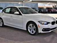 We are excited to offer this 2016 BMW 3 Series. When