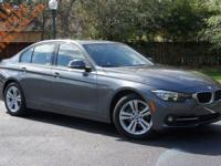 ** You're looking at a 2016 BMW 3 Series 328i in
