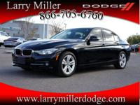 Boasts 35 Highway MPG and 23 City MPG! This BMW 3