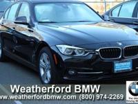EPA 35 MPG Hwy/23 MPG City! CARFAX 1-Owner, BMW