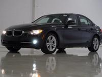 2016 BMW 3 Series 328i in Jet Black, This 3 Series