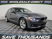 2016 BMW 3 Series - SAVE THOUSANDS with SPORT