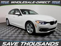 2016 BMW 3 Series - SAVE THOUSANDS with SPORT AUTO