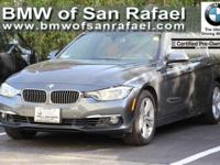 Options:  2016 Bmw 3 Series 4Dr Sdn 328I Rwd Sulev|4
