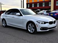 We are excited to offer this 2016 BMW 3 Series. How to