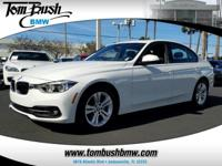 Tom Bush BMW/Mini is excited to offer this 2016 BMW 3