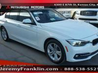 1-OWNER!! CLEAN VEHICLE!! 328I! 2.0L 4CYL TURBO!! POWER