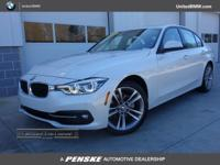 328i trim, Mineral White Metallic exterior and Ven