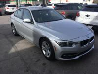 We are excited to offer this 2016 BMW 3 Series. CARFAX