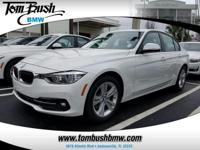 Check out this gently-used 2016 BMW 3 Series we