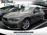This outstanding example of a 2016 BMW 3 Series 328i is