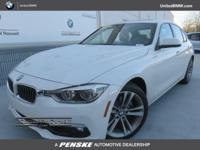 CARFAX 1-Owner, BMW Certified, ONLY 4,023 Miles! 328i