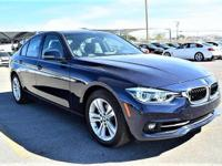 We are excited to offer this 2016 BMW 3 Series. Your
