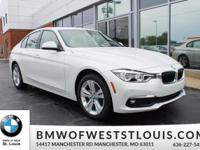 Sculpted in Mineral White Metallic, our 2016 BMW 3