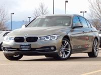 This 2016 BMW 3 Series has an original MSRP of