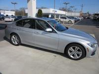 2016 BMW 3 Series 4D Sedan 328i xDrive 2.0L 4-Cylinder