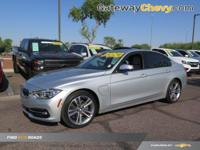 3 Series 330e. The gas savings gives hybrids a run for