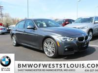 Our Mineral Gray Metallic, 2016 BMW 3 Series 340i