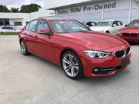 New Price! 328i CARFAX One-Owner. **BMW Certified,