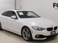 This 2016 BMW 4 Series 428i is offered to you for sale
