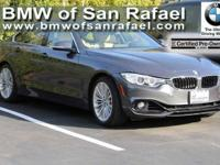 Options:  2016 Bmw 4 Series 4Dr Sdn 428I Rwd Gran Coupe