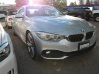 This 2016 BMW 4 Series 428i xDrive is proudly offered