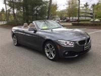 Low mileage 2016 BMW 4 Series 428i xDrive Convertible