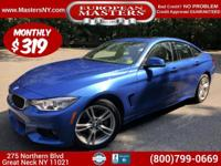 This Gorgeous Blue (Estoril Blue Metallic) 2016 BMW