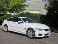 2016 428i xDrive 4-door all-wheel-drive Gran Coupe in