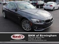 This Certified Pre-Owned 2016 BMW 435i Convertible