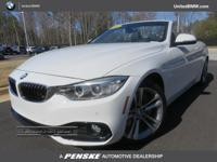 CARFAX 1-Owner, BMW Certified, LOW MILES - 8,210! JUST