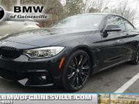 435i Coupe! M Sport, BMW Certified, Driver Assistance