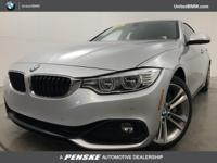 0.9% FINANCING AVAILABLE! BMW Certified with CPO