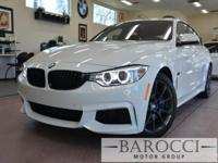 Options:  2016 Bmw 4-Series Gran Coupe 435I|8-Speed